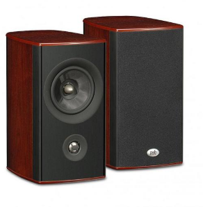 Second bookshelf speaker