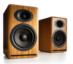 Third bookshelf speaker
