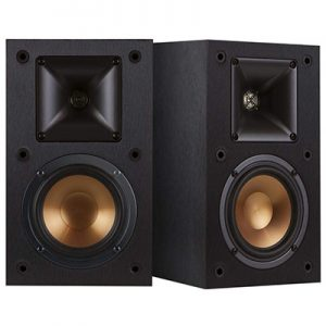 Klipsch R-14M review - bookshelf speakers under 200