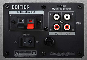 Edifier-R1280T-book-shelf-speaker-connectivity