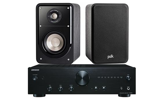 Passive bookshelf speakers require an amp