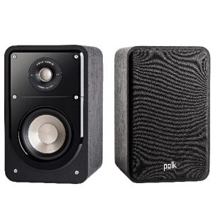 Polk Signature S15 Bookshelf Speaker reveiw