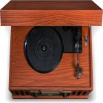 best all in one stereo system with turntable